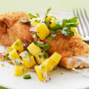 fish fillet mango